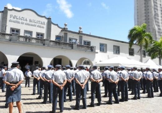Fruto da Lei de Promoção de Praças, turma conclui o 1° Curso de Formação de Sargentos