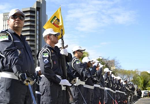 Praças da Polícia Militar recebem promoções