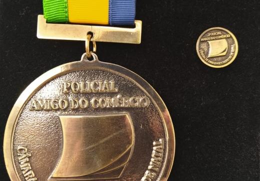 CDL Natal vai homenagear PMs que se destacaram em ação policial  Fonte: Portal Grande Ponto