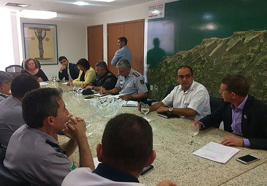 ASSPMBMRN se reúne com o Governo e apresenta soluções para pagamento de décimo