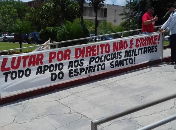 Proibição de greve decidida pelo STF deve ser discutida junto aos militares