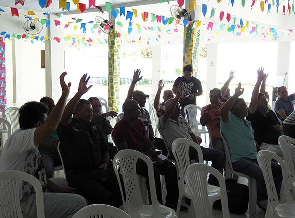ASSPMBMRN escolhe comissão eleitoral para eleições 2017