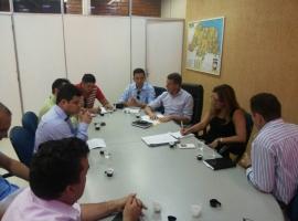 Dirigentes das entidades representativas dos militares estaduais reforçam com secretária de segurança demandas importantes na área