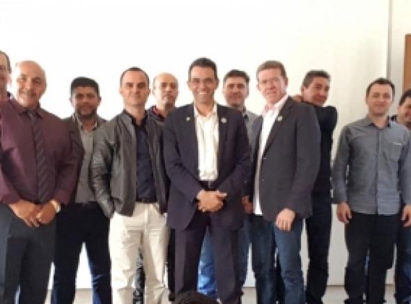 Diretoria da Anaspra faz reunião em SP e define pauta de atividades