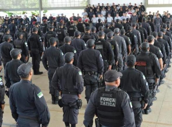 Governo define novo cronograma para convocação de concursados da PMRN