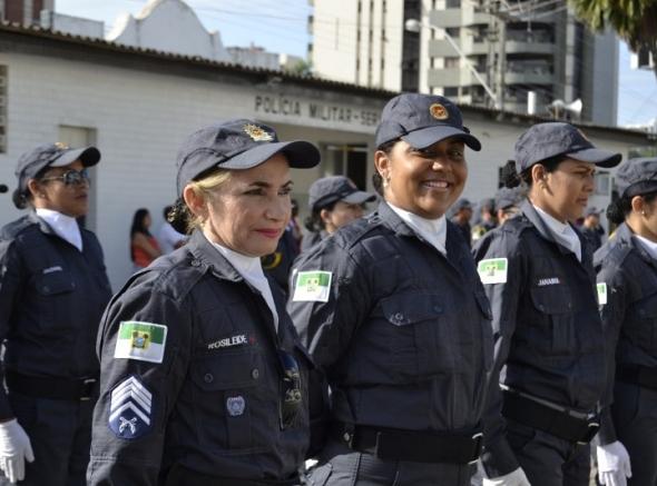 Discriminação: Concurso para Polícia Militar no RN destina apenas 6% das vagas para mulheres