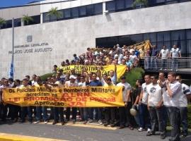 Projeto de Lei de Promoção de Praças é aprovado com unanimidade pela Assembleia Legislativa