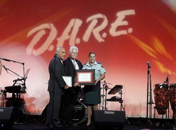 Vice-presidente da ASSPMBMRN recebe certificação internacional