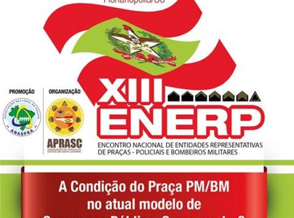 Abertas as inscrições para o 13° Enerp em Florianópolis