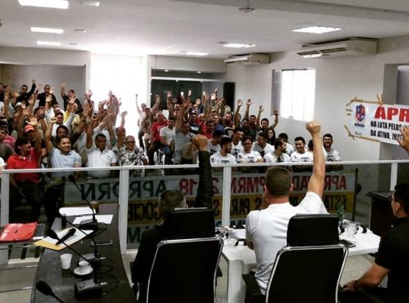 Militares estaduais decidem mobilização em Assembleia Geral nesta sexta-feira (31)