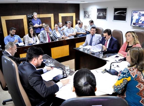 CCJ aprova projetos que melhoram Segurança Pública no RN