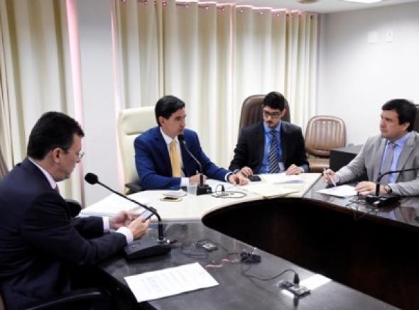 Comissão de Finanças aprova reajuste de Diárias Operacionais da Segurança