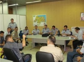 Associações Representativas da PMRN e BMRN se reúnem com Secretário de Segurança do Estado
