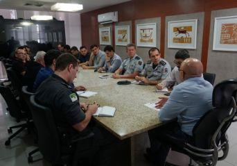 Associações e sindicatos da Segurança Pública cobram do Governo data para pagamento de atrasados