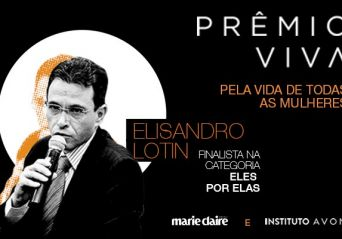 Elisandro Lotin, presidente da Anaspra, é finalista do Prêmio Viva 2018