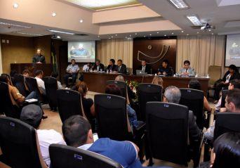 Audiência pública discute defesa jurídica de policiais pelo Estado