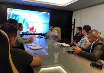 Secretário da Seplan dá perspectiva de recebimento da antecipação dos royalties
