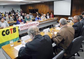 Associação Nacional participa de debate em Comissão do Senado sobre Reforma da Previdência