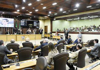 PL que reestrutura carreiras dos militares estaduais é aprovada na Assembleia Legislativa