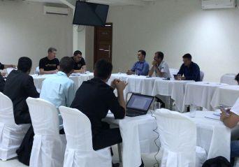 Subtenente Eliabe Marques representa RN em reunião da Associação Nacional de Praças
